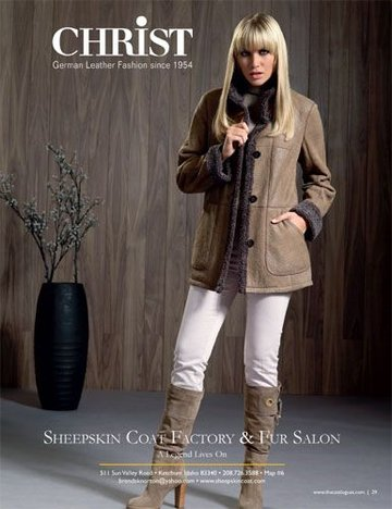 Sheepskin Coat Factory and Fur Salon | The Catalogues